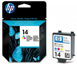 HP bläckpatron 14 trefärg (C5010DE)