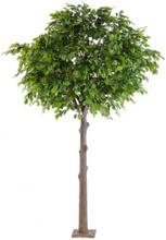 Stort kunstigt egetræ H400 cm