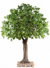 Stort kunstigt træ H350 cm