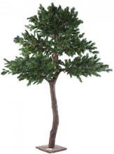 Stort luksuriøst kunstigt fyrretræ H400 cm