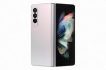 Galaxy Z Fold 3 5G 512GB - Silver