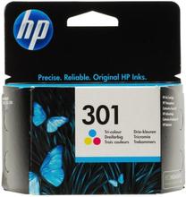 HP bläckpatron 301 trefärgsbläckpatron (CH562EE)