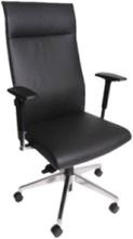 Bern - chair Büro Stuhl - Aluminium - Bis zu 150 kg