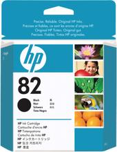 HP bläckpatron 82 svart (CH565A)