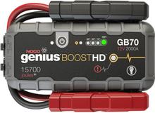 Noco Genius Boost+ GB70 Starthjelp for bil