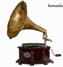 grammofon Åttahörnig - Old Style Samling by Homania