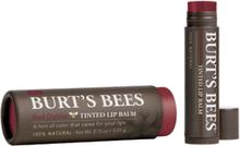 Burt's Bees Lip balm Farvet Red Dahlia (4,25 g)