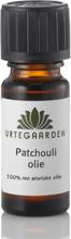 Patchouliolie æterisk olie 10 ml.
