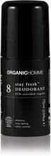 GreenPeople Organic Homme Stay Fresh Deodorant Nr.8 (75 ml)
