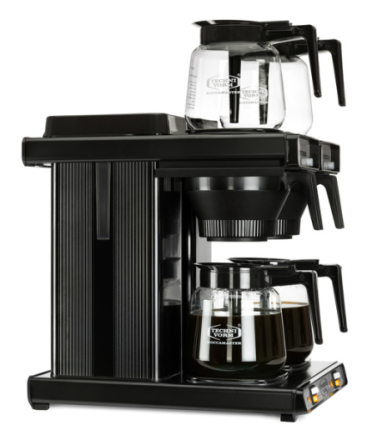Moccamaster Moccafour 2 x 1,8L m/autofill