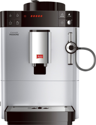 Melitta Caffeo Passione Silver. 2 stk. på lager