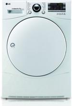 LG RC8055AH1Z Kondenstørretumbler - Hvid