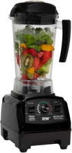 Raw Pro X1500 Black 2 Hk, 2,0 Liter Blender - Svart