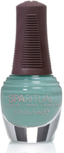 Sparituals Neglelak Mini Pastelgrøn 88377 (5 ml)