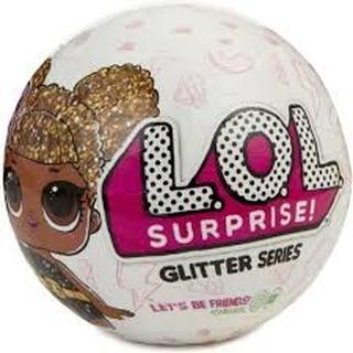 L.O.L Surprise Glitter Series, Lil Outrageous Littles