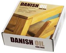Möbelvård Trämöbler Danish Oil Ernst P