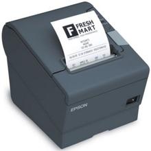 Billetprinter Epson C31CA85833 USB Sort