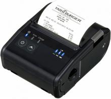 Billetprinter Epson TM-P80B 203 dpi 100 mm/s Bluetooth Sort