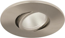 Malmbergs Downlight MD-350, LED, 5W, Satin, IP21