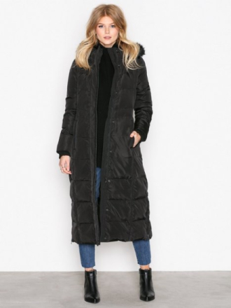Dunjakker - Black Lauren Ralph Lauren Maxi Down Fill Coat