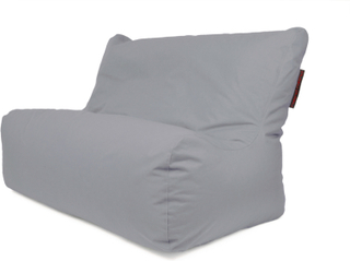 Pusku Pusku Soffa Seat OX - XL saccosäck White grey