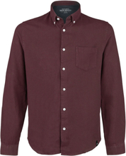 Shine Original - Alan -Langermet skjorte - burgunder