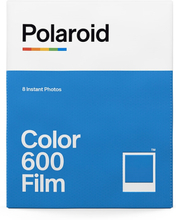 Polaroid Color Film For 600 White Frame, Polaroid