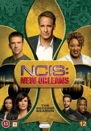 NCIS: New Orleans - Kausi 2 (6 disc)