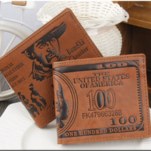 Plånbok konstläder Bomshi