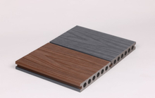 Panda komposittrall Exklusiv 23x138,25m2 Walnut/GreyOak,komplett