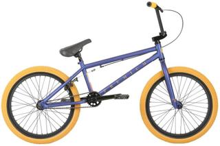 "Premium Stray 20"" 2019 Freestyle BMX Cykel 20.5"" Matte Blue"