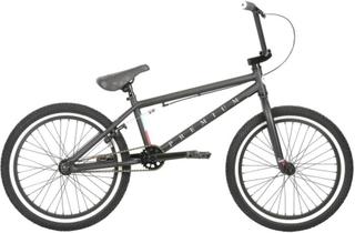 "Premium Stray 20"" 2019 Freestyle BMX Cykel 20.5"" Matte Black"