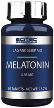 Scitec Melatonin 0.95mg - 90 kaps