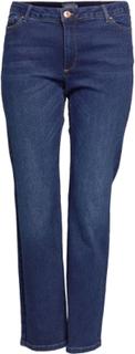 Jrtennola Db Jeans - K Noos Lige Jeans Blå JunaRose