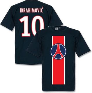 Paris st germain t-shirt ibrahimovic mörkblå