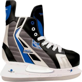 Nijdam Hockeyskridskor Strl. 39 Polyester 3386-zbz-39 Flerfärgsdesign
