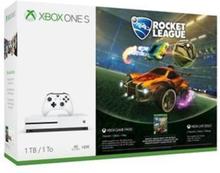 Xbox One S - 1TB - (Rocket League Bundle)