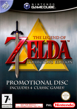 The Legend of Zelda: Collector's Edition (GC)