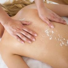 Aromamassage Spa Body Scrub