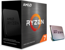 Ryzen 7 5800X CPU - 8 kärnor 3,8 GHz - AM4 - Boxed (WOF - utan kylare)