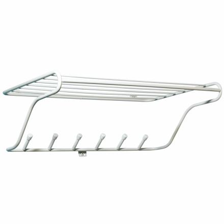 Maze Rack Shelf valkoinen