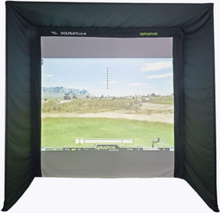 OptiShot Studio Bay - 2.5m Wide without Poles