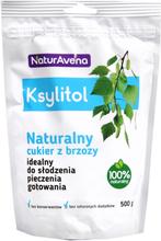 NaturAvena - Ksylitol - naturalny cukier z brzozy