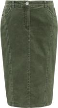 Kjol från Peter Hahn grön