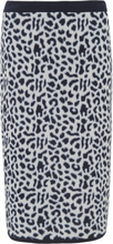 Stickad kjol från Peter Hahn mångfärgad