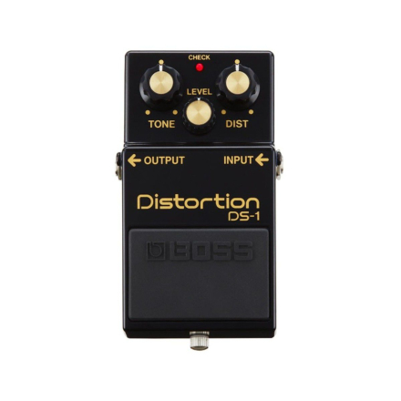 Boss DS-1 Distortion Guitar Effect Pedal - 40th Anniversary Model