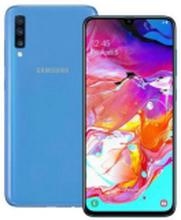 Samsung Galaxy A70 A7050 6GB/128GB Dual Sim ohne SIM-Lock - Blau