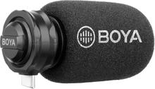 Boya BY-DM100 USB Type-C Digital Stereo Mikrofon