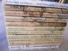 Kulla-Gulla hela serien 12 böcker