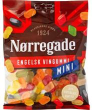 Spangsberg Nørregade Mini Engelsk Vingummi 170 g